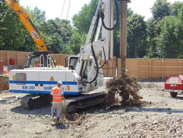 Independent Piling Contractor