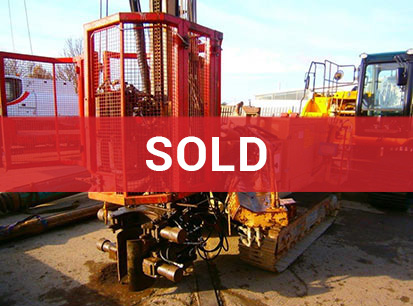 Piling Equipment For Sale From Colets Piling