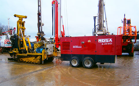 MDT MC80V Piling Rig for Sale