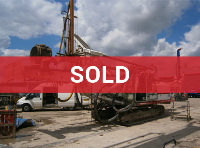 Soilmec R312 HD In CFA - for Sale
