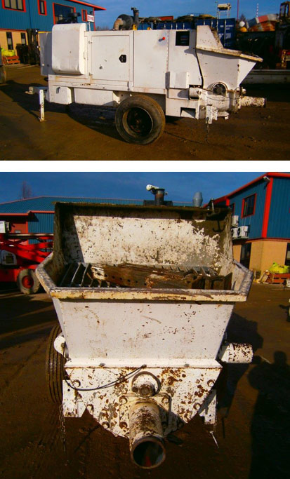 YOM Piling Machine for Sale