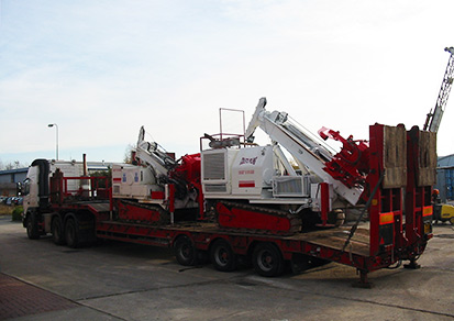 Zorini CR18 Piling Rigs for Sale