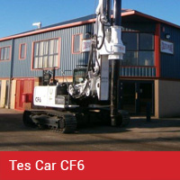 Tescar CF6 from Colets Piling