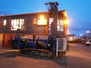 Hutte 204 - Colets Piling - Piling Contractor