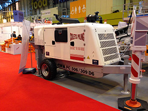 CIFA 506 at Concrete Show Birmingham March 2015