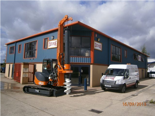 Colets Piling - Sudbury, Suffolk, Piling Contractors