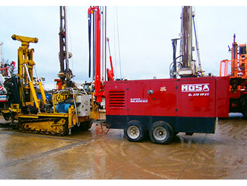 Clo Zorini CR18 - Colets Piling - Piling Contractor, UK