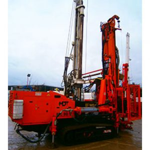 MDT Mc80V - Colets Piling - Piling Contractor, UK