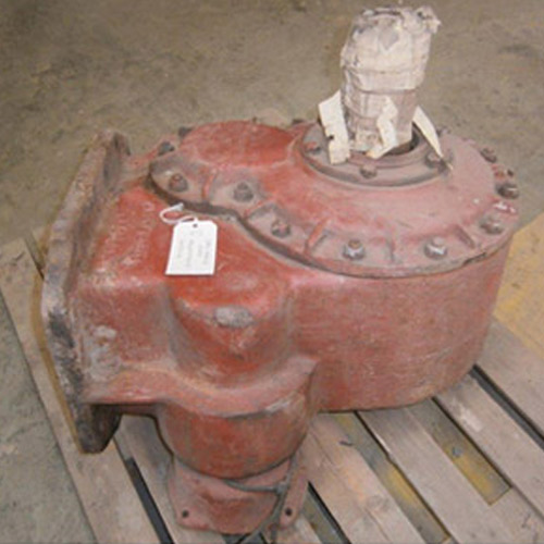 Two Track Drive Motors reconditioned