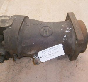 Brueninghaus Hydromatik Motor