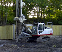 Cam 4 - Colets Piling - Piling Contractor, UK
