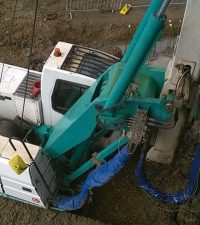 Casagrande 105 NG - Colets Piling - Piling Contractor, UK