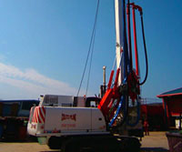 Casagrande B125XL - Colets Piling - Piling Contractor, UK