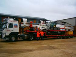 Soilmec SR20 Rig - Colets Piling - Piling Contractor, UK