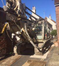 Soilmec SR30 Arundel - Colets Piling - Piling Contractor, UK