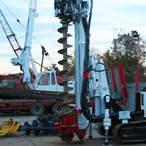 Augers for Hire, Sale, Colets Piling