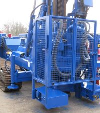 Hutte 204 - Colets Piling - Piling Contractor, UK