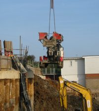 MC80v - Colets Piling - Piling Contractor, UK