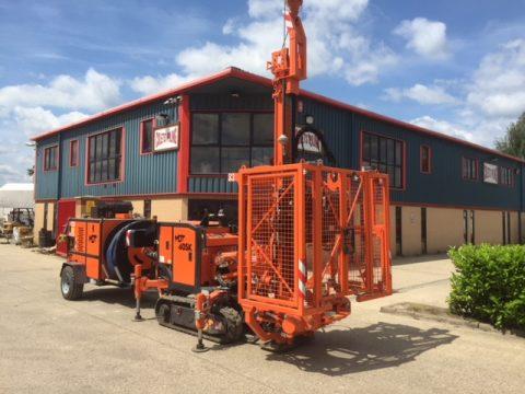 Colets add MDT40SK to Piling Fleet