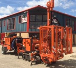 Colets Piling, Piling Contractors UK