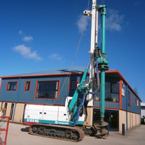 Casagrande, Colets Piling, For Hire, Rigs UK