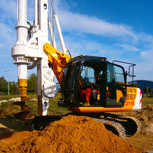 Colets Piling, Rig Hire, TesCar