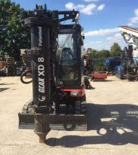 Colets Rigs in Action, Piling Contractor UK | Colets Piling
